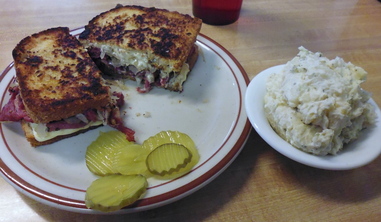 Menu Please: Rita\'s Kitchen Does Diner Food Right ...