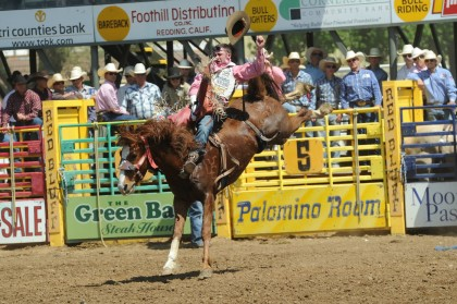 Red Bluff Roundup