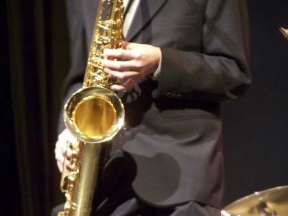 saxophone Morguefile