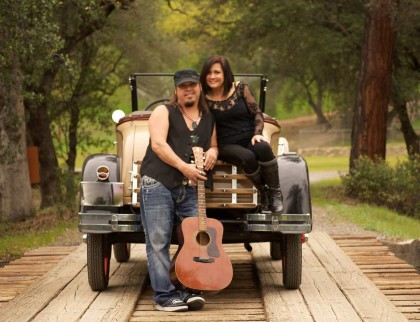 Morris -n- Love perform at the California Brewing Company in Palo Cedro on Saturday, April 16