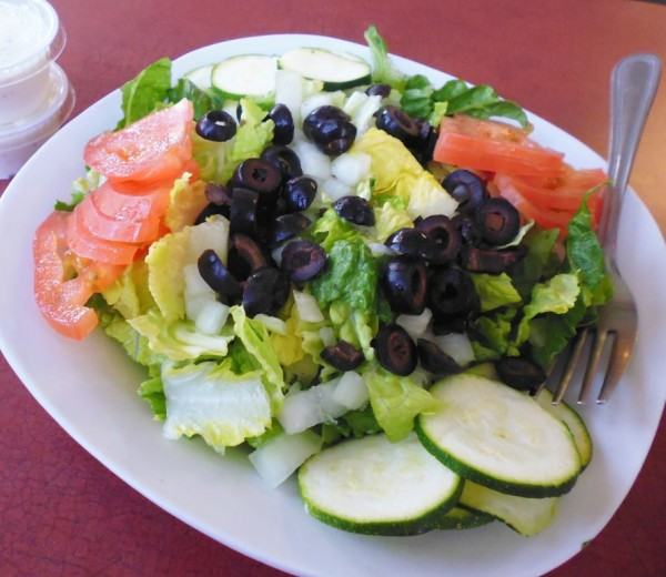 salad RUP