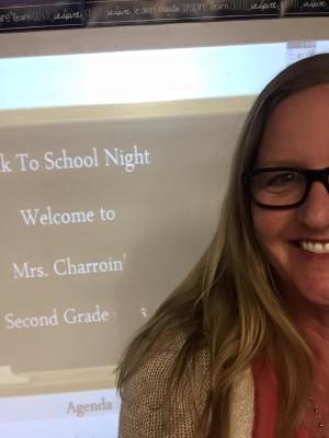 Andrea Charroin teacher