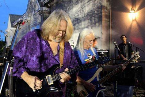 Magic Bus plays at California Brewing Company in Palo Cedro Saturday, June 25
