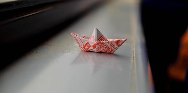 paper boat morguefile
