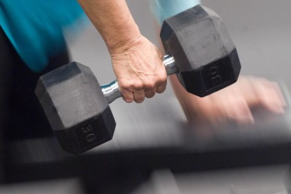 Weights are just one fitness tool.