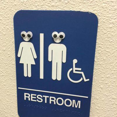 align bathroom eyes