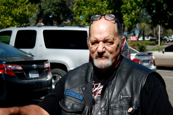 The Redding Veterans Resource Center got Richard Gierman off the street.