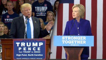 trump-and-clinton-photo