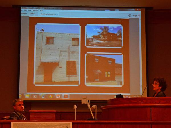 Debra Lucero argues for preservation.