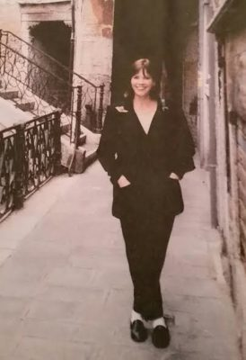 Doni in Venice, 1997.