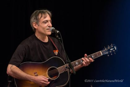 The Oaksong Music Society presents Chuck Brodsky at the Pilgrim Congregational Church on Saturday, January 28.
