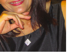Sacramento County Victim No. 1 alleges Lang stole this $6000 heirloom necklace.