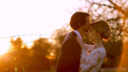 Aaron and Erin Shively photo by Lovestruck Films.