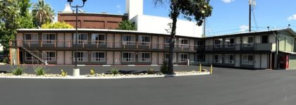 The Thunderbird Lodge in downtown Redding has been completely remodeled.