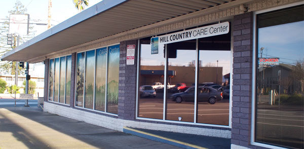 Hill Country Care Center.