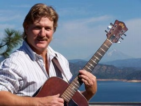 Chris Lauer performs every Wednesday evening at Final Draft Brewing Company in Redding.