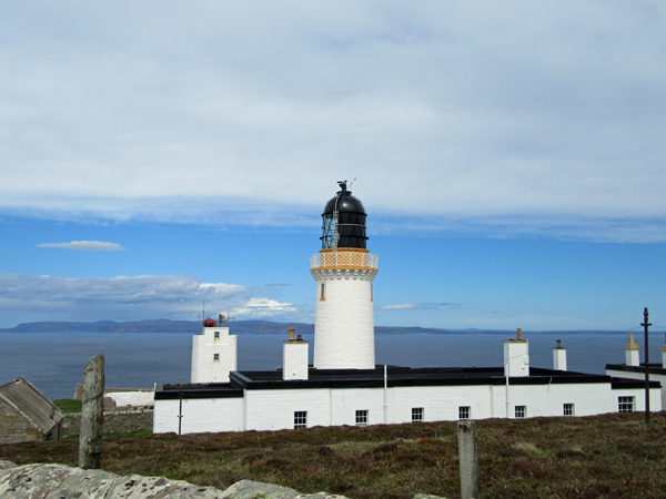 Dunnet Head Lighthouse (Robert Stevenson, 1831)
