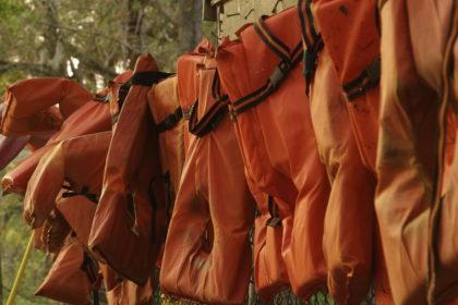 life jackets Morguefile