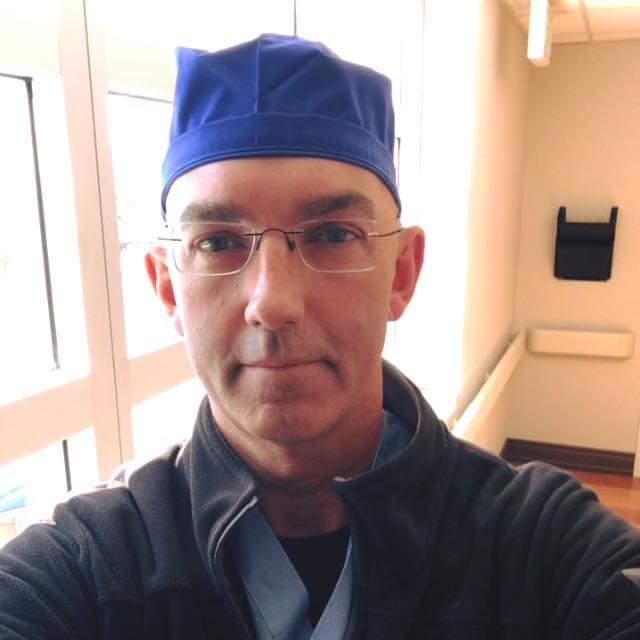 Dr. Samuel Van Kirk