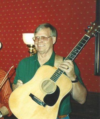 Lee Brushett, 1933 -2021